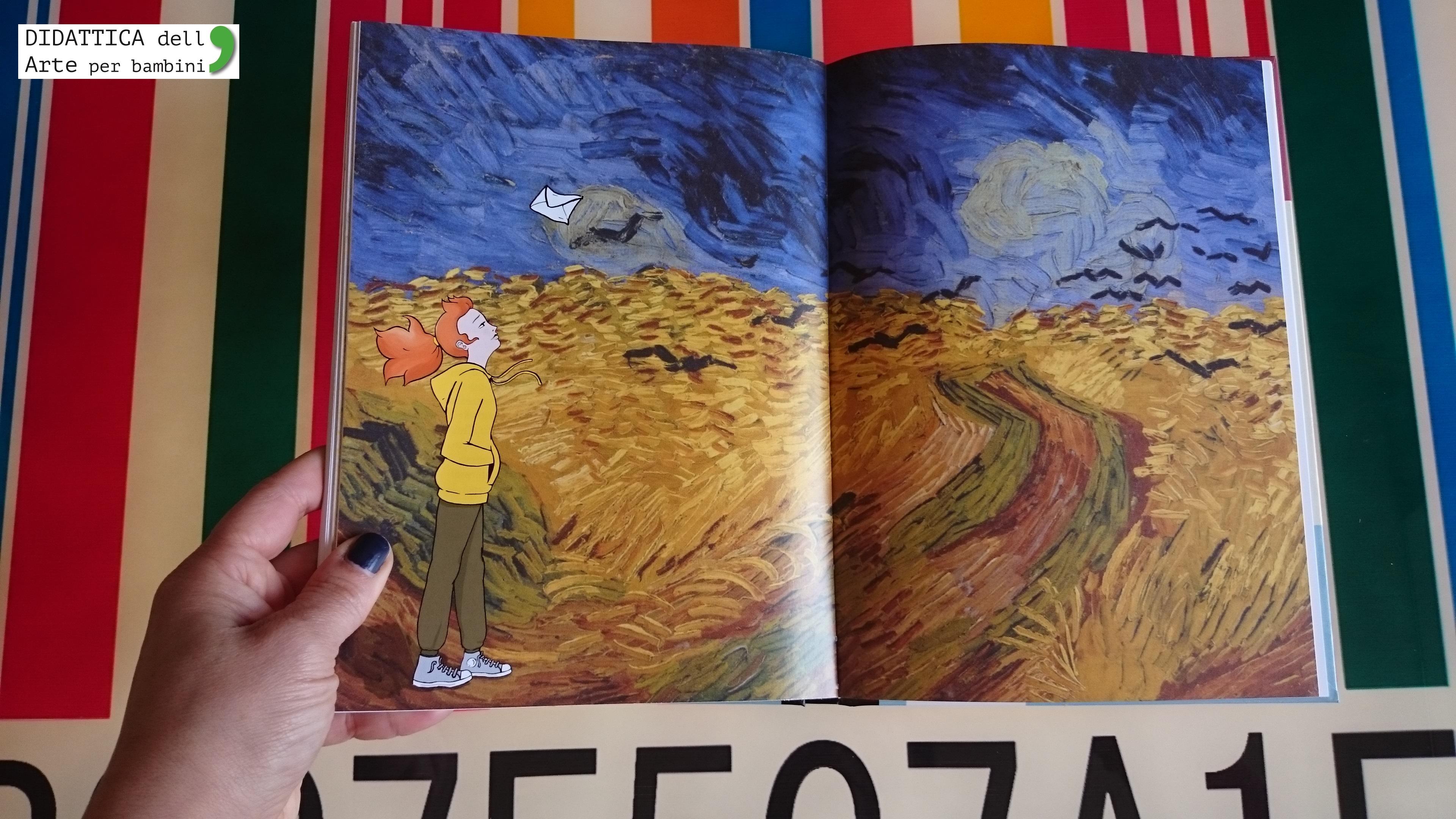 Il tesoro di van gogh didattica dell 39 arte per bambini for Ciao bambini van gogh