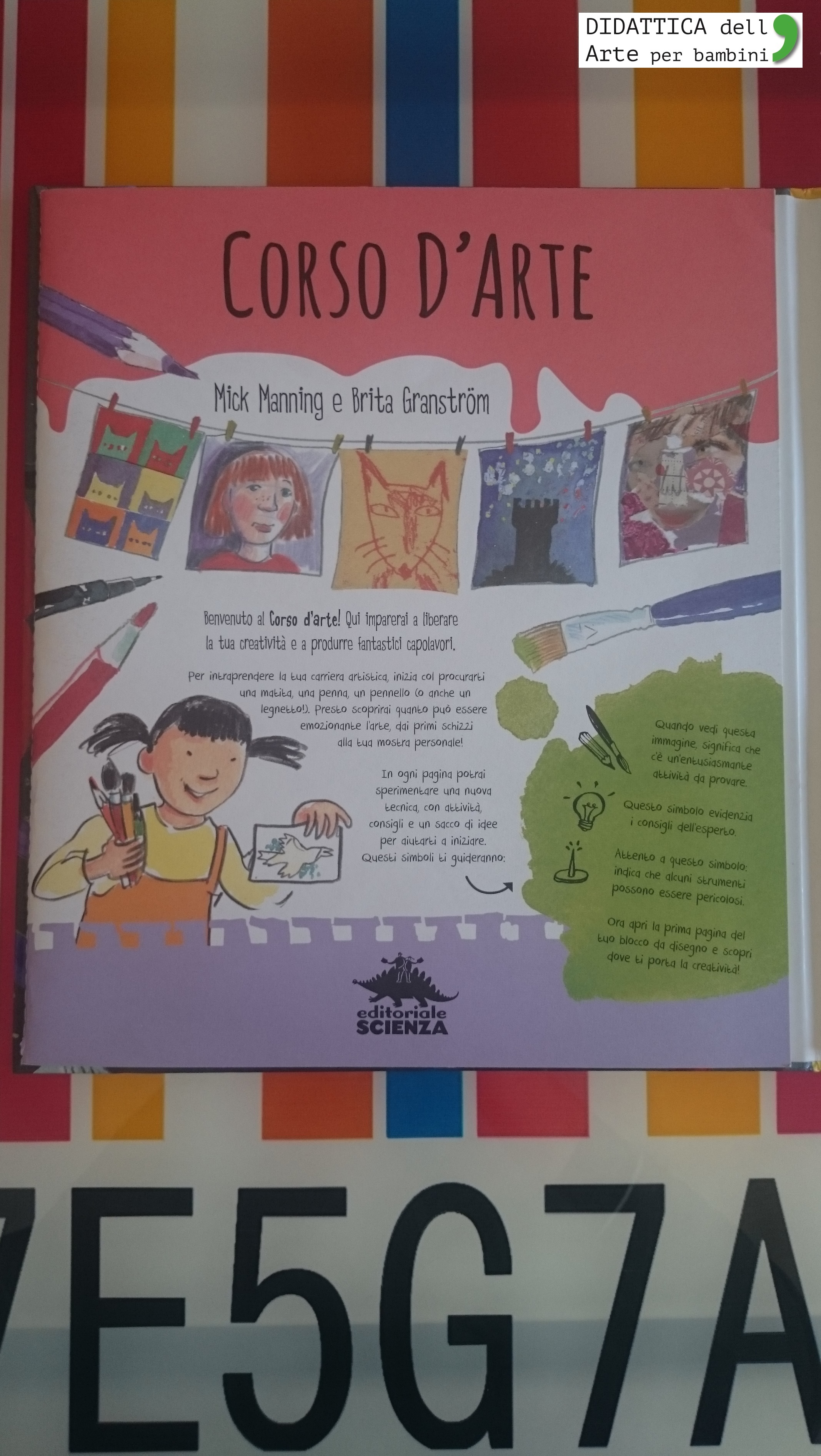 Top Corso d'Arte | Didattica dell'Arte per Bambini DR02